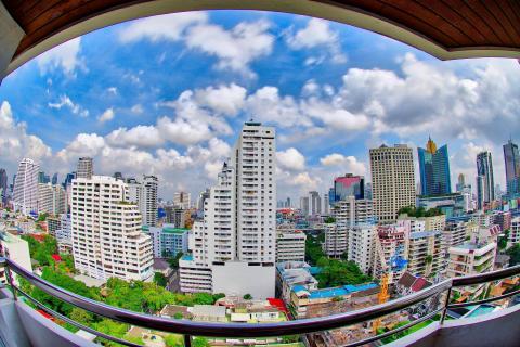 A Part of Bangkok
