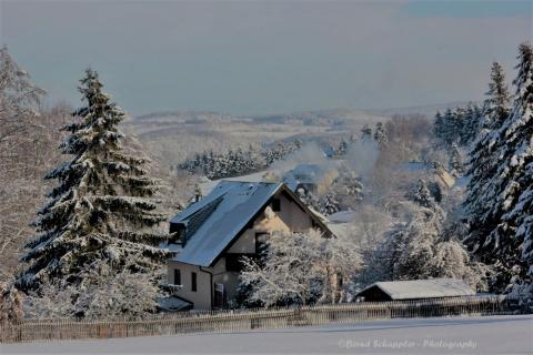 Winter im Vogtland