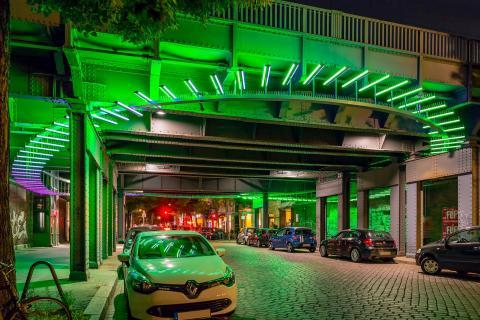 Savignyplatz - Bahnbrücke