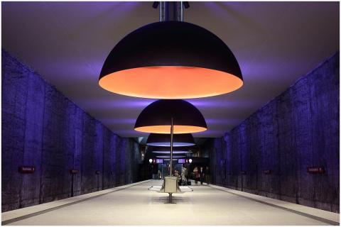 Riesenlampe