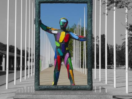 Skulptur Barcelona