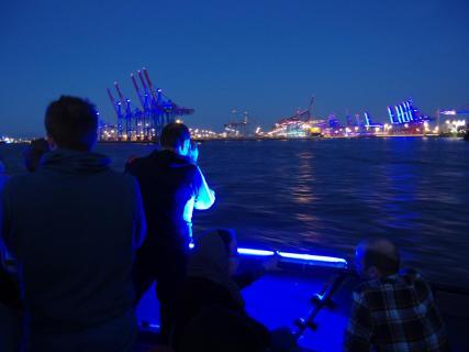 2014 07 Blaue Nacht Hafen Hamburg IMG_P0497