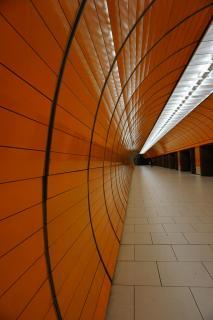 Marienplatz , München, U-Bahn