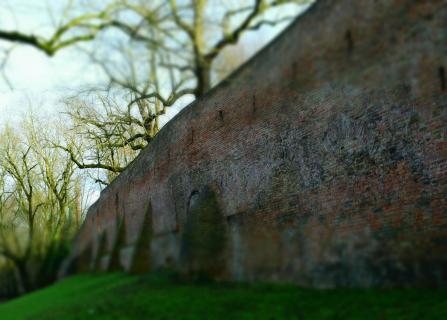 Stadtmauer Augsburg
