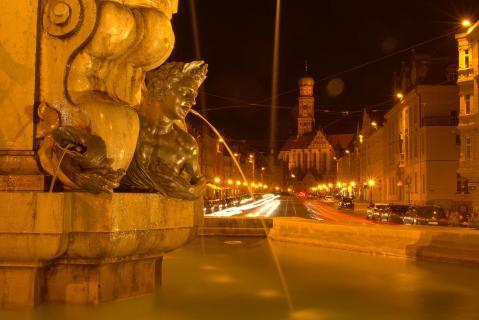 Augsburg bei Nacht 9