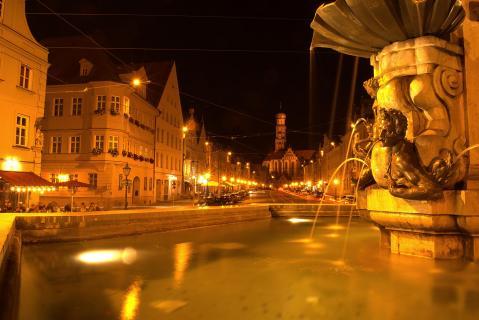 Augsburg bei Nacht 7