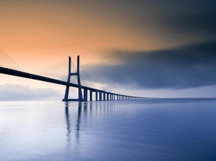 Die lange Brücke
