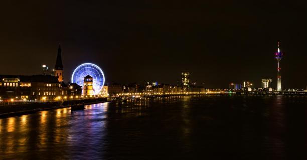 Wheel of Vision Düsseldorf 1