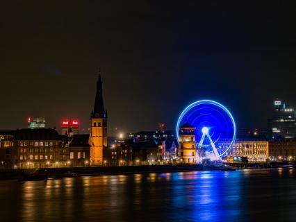 Wheel of Vision Düsseldorf 2