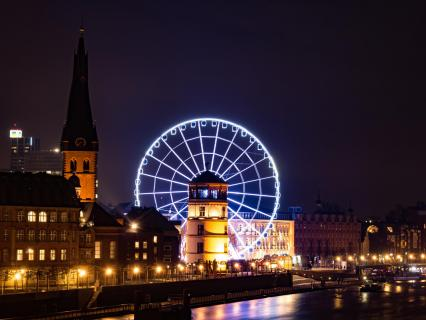 Wheel of Vision Düsseldorf 3