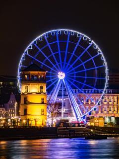 Wheel of Vision Düsseldorf 4