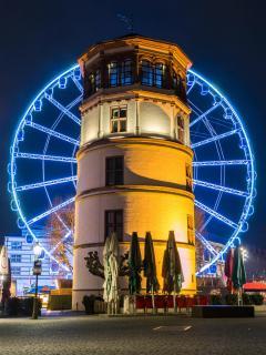 Wheel of Vision Düsseldorf 5