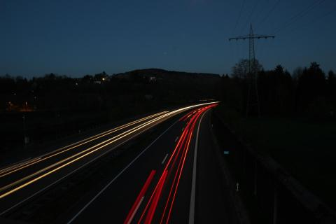 Nachtaufnahme Fremersdorf
