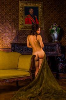 Im Zimmer des Grafen