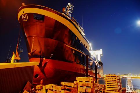 Hafen Bild