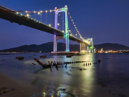 Thuan Phuoc Brücke