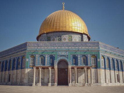 Verwunschenes Jerusalem