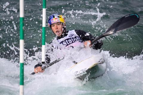 Kanu-Slalom-Weltklasse