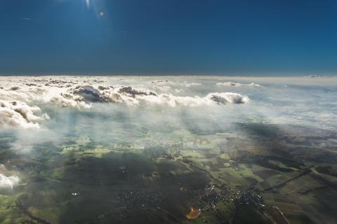 Wolkenschatten