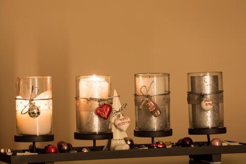 51 Bild bei Kerzenschein_Kurt_Hoedl