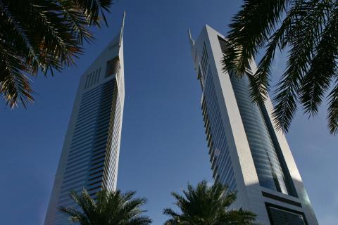 Türme Dubai