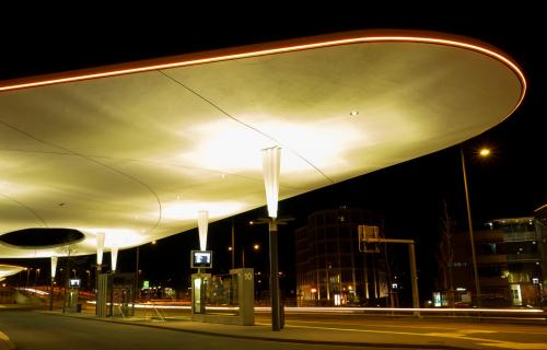 Pforzheim by Night