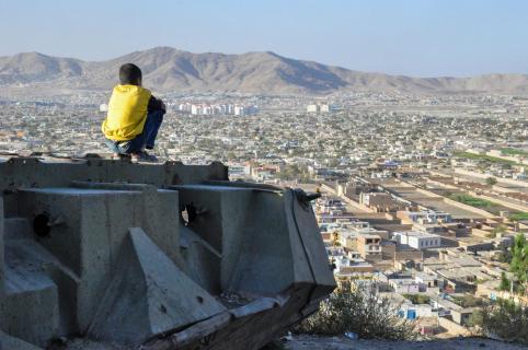 Impressionen aus Kabul