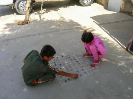 Kinder beim Spiel