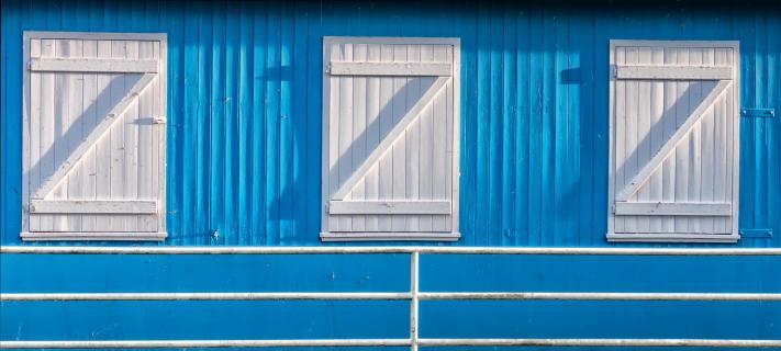 3Z in Blau