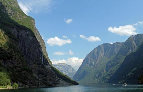 weite Fjorde