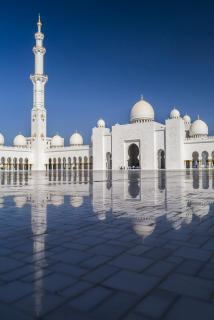 sheik zayed moschee - 3