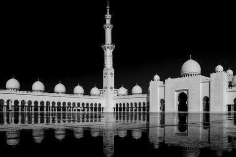 Scheich Zayed Mosche - Abu Dhabi