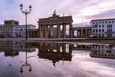 Berlin im Spiegelbild