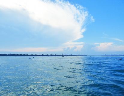 Auf dem Weg nach Venedig