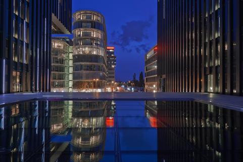 Hyatt Hotel Düsseldorf