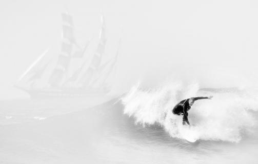 Surfen ist mein Ding
