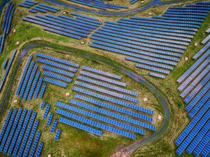 Solarfelder