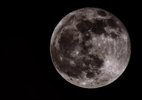 Wandelbarer Mond