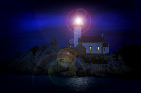 Leuchtturmimpressionen