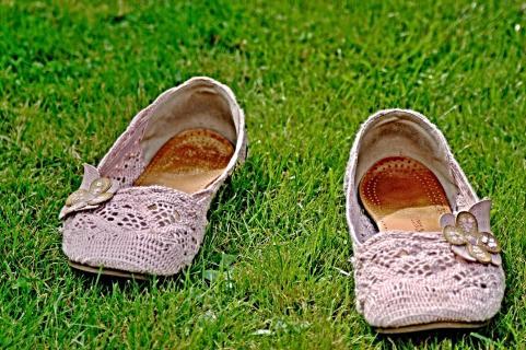 Die zertanzten Schuhe+