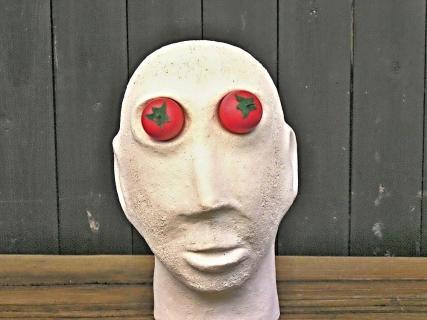Tomaten auf den-Augen
