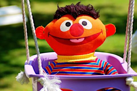 mein Freund Ernie