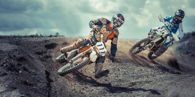 Motocross Duo
