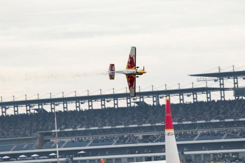 Red Bull Air Race auf dem Lausitzring