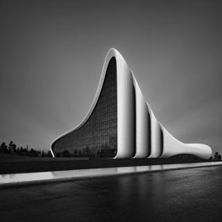Heydər - Əliyev - Mərkəzi | Baku