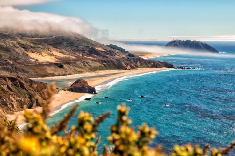 A 1, Kalifornien