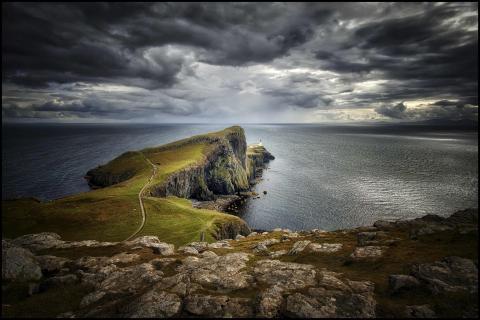 Point Neist auf der Isle of Skye