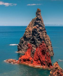 Felsen vor Madeira