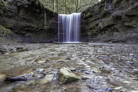 Hörschbach - Wasserfall