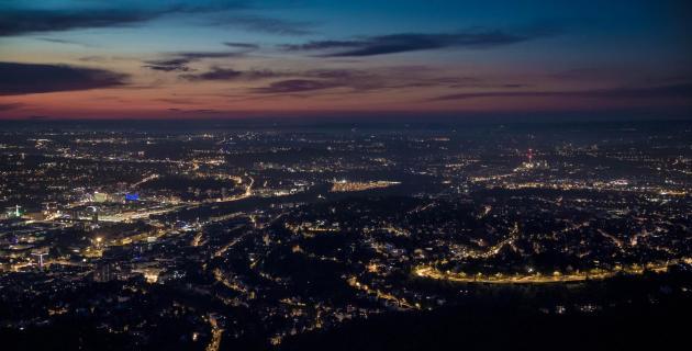 36_Hoch hinaus Stadt von oben_Björn_Sandring